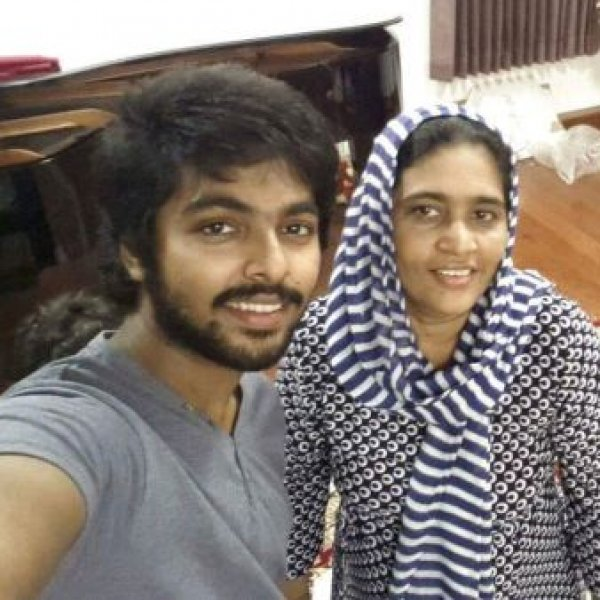 """``சின்ன வயசுல ரஜினி வெறியன்; 19 வயசுல அவர் பட இசையமைப்பாளர்!"""" ரெஹானா  #HappyBirthdayGVPrakash"""