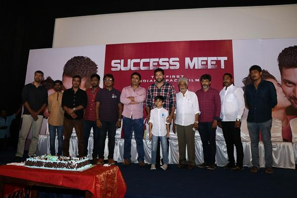 Tik tik tik success meet