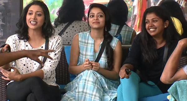 வைஷ்ணவி - ஜனனி - ரித்விகா