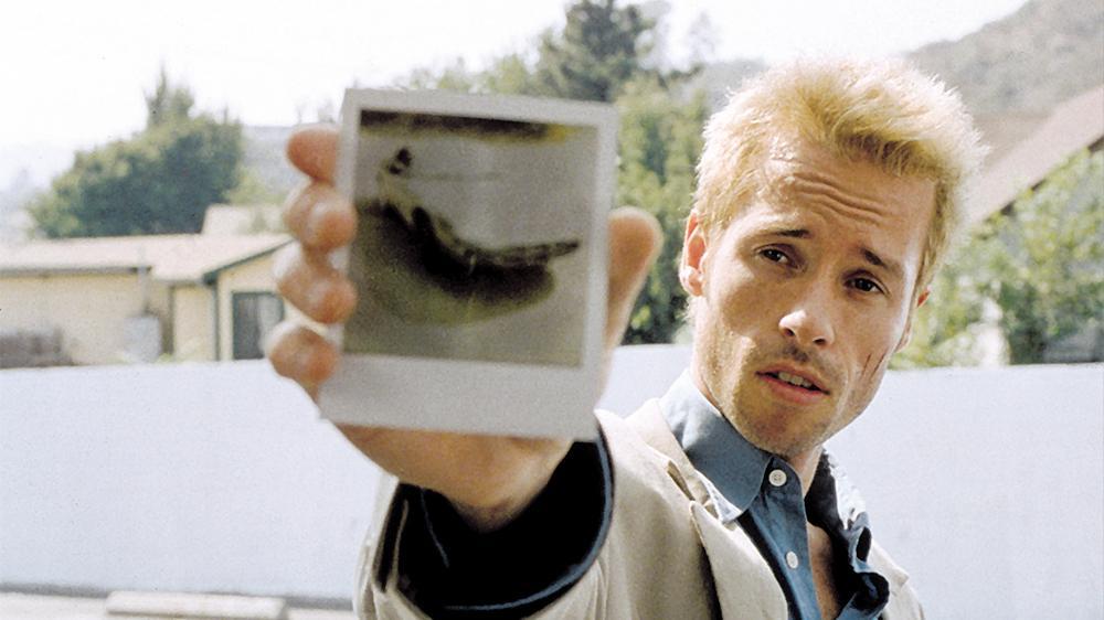 Christopher Nolan Memento