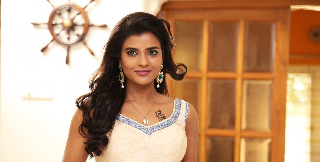 ''சாமி-2வில் சின்ன ரோல்தான்... த்ரிஷா அளவுக்கு நடிக்கலைதான்... ஆனா...'' - ஐஸ்வர்யா ராஜேஷ்