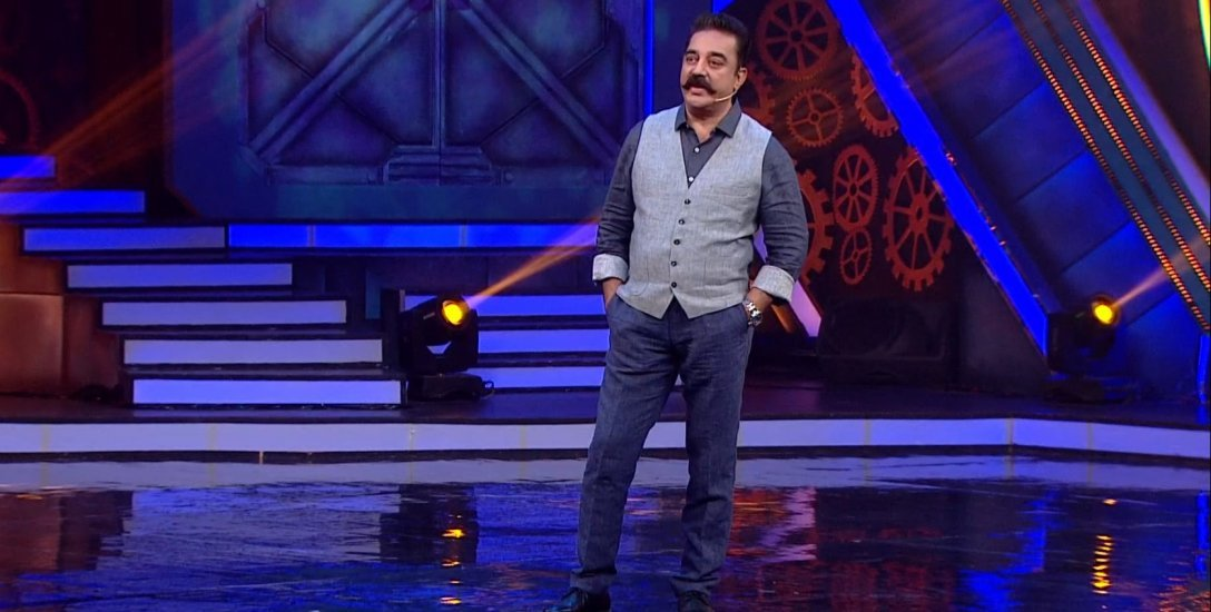 பிக்பாஸ் ரோஜாக்கூட்டத்தில் கமலின் ரோஸ் யாருக்கு? #BiggBossTamil2