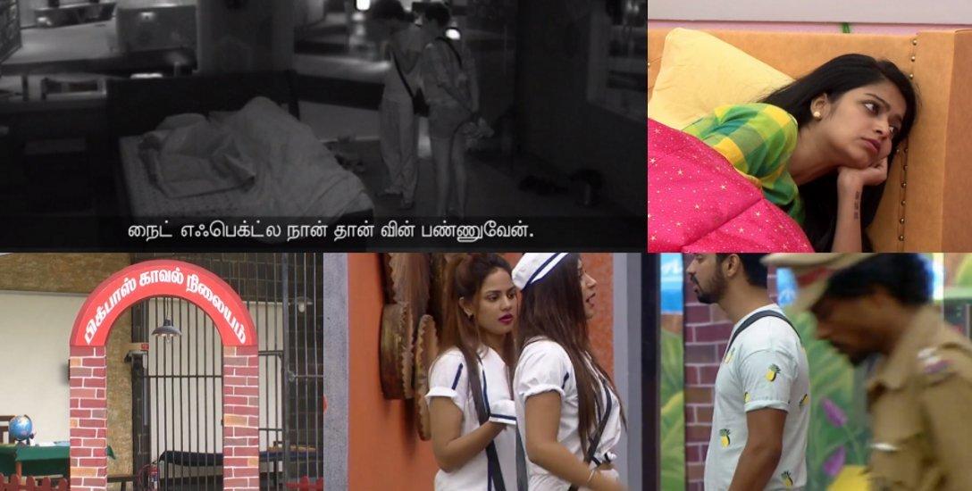 பிக் பாஸ் டபுள் மீனிங் தகராறு... மும்தாஜ் ஐ.ஜி ஆன வரலாறு! #BiggBossTamil2