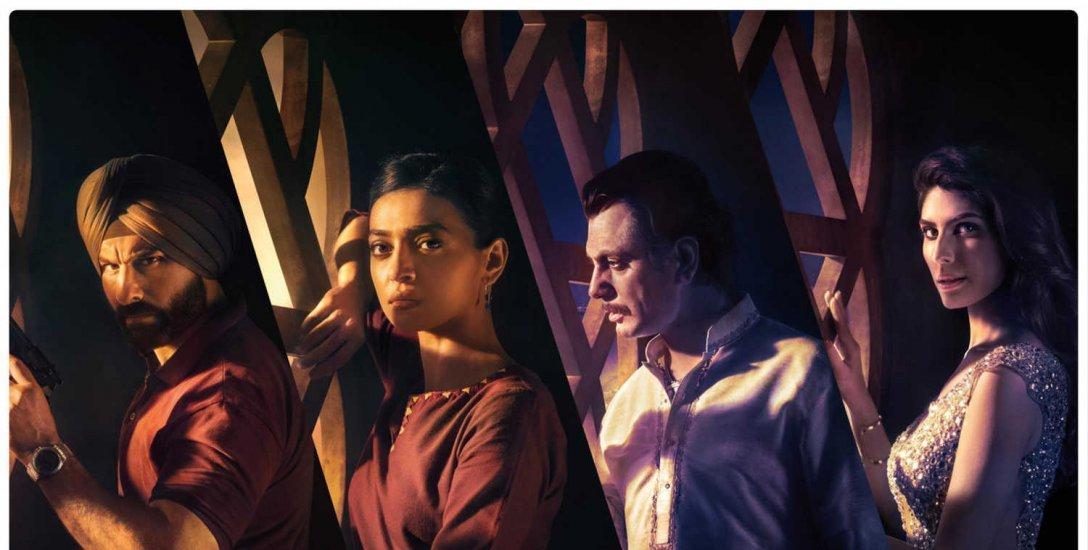 நெட்ஃப்ளிக்ஸின் முதல் இந்திய சீரிஸ்... எப்படி இருக்கிறது #SacredGames #NetflixOriginals