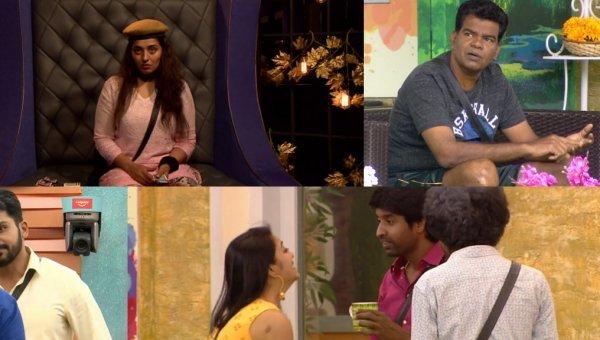 தொக்கா... குழம்பா... என்னடா இது பிக் பாஸுக்கு வந்த சோதனை?! #BiggBossTamil2