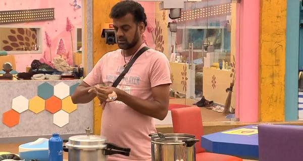 பாலாஜி - மிட்நைட் மசாலா