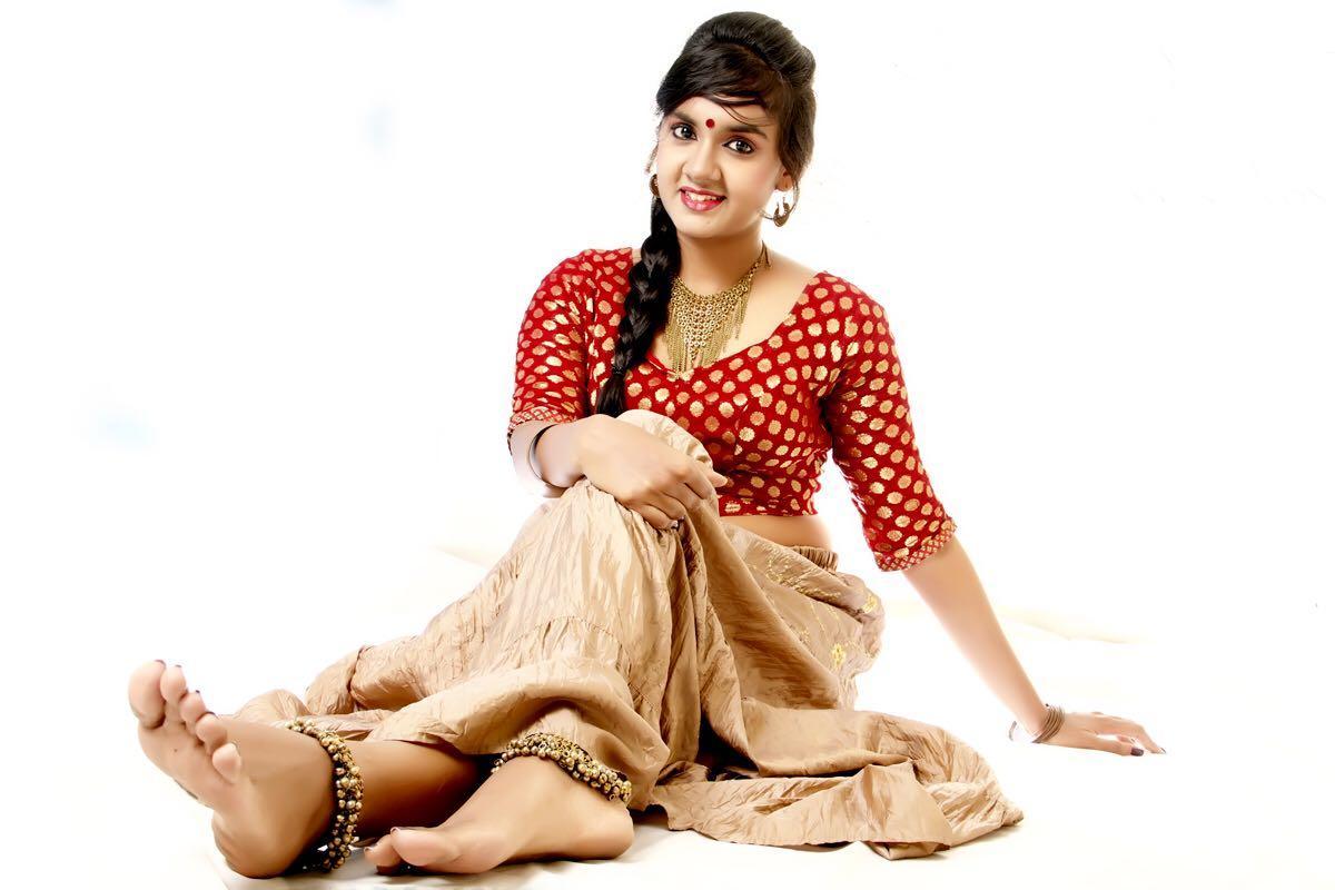 'அழகு' சஹானா