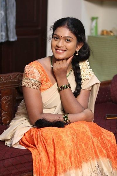 நட்சத்திரா - சீரியல் நடிகை
