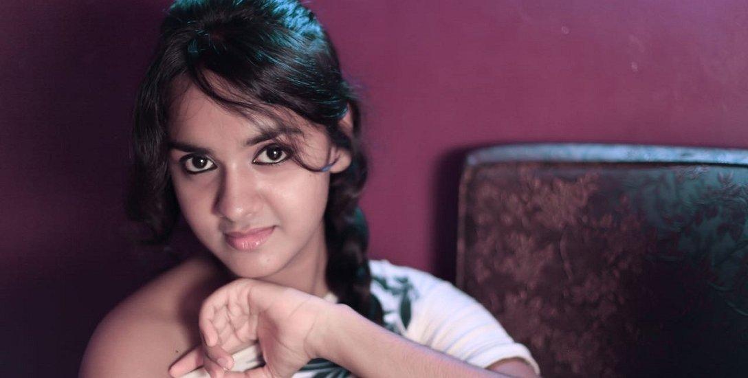 `` `மியூசிக்கலி'ல் ஆக்டிவா இருக்கேன். என்ன பிளஸ் தெரியுமா?!'' - `அழகு' சஹானா