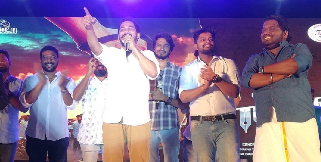 ''தமிழக மாணவர்களுக்கு சல்யூட்!'' 'மாணவன்' ஆதி