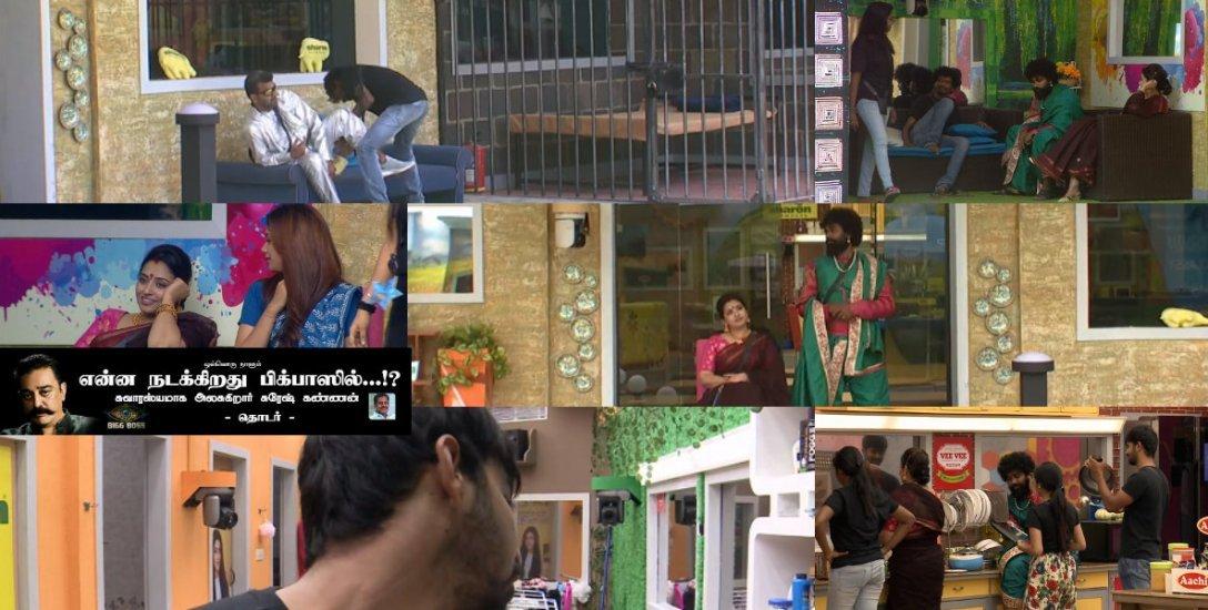 மும்தாஜை மஹத் இப்படியெல்லாம் சீண்டக்கூடாது பிக்பாஸ்... இது வன்மம்! #BiggBossTamil2