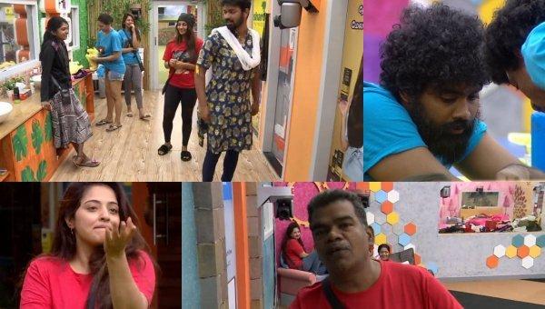 பிக்பாஸில் 'உன்னைப் போல் ஒருவனின்' உவ்வேக் காட்சிகள்! #BiggBossTamil2
