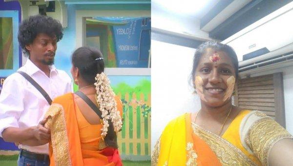 ``அந்த சந்தோஷத்துக்காக நாலு வருஷம் காத்திருந்தோம்!'' - சென்றாயன் மனைவி கயல்விழி