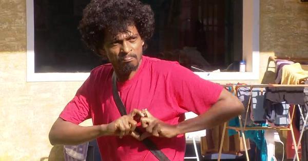 சென்றாயன் - Bigg Boss Tamil