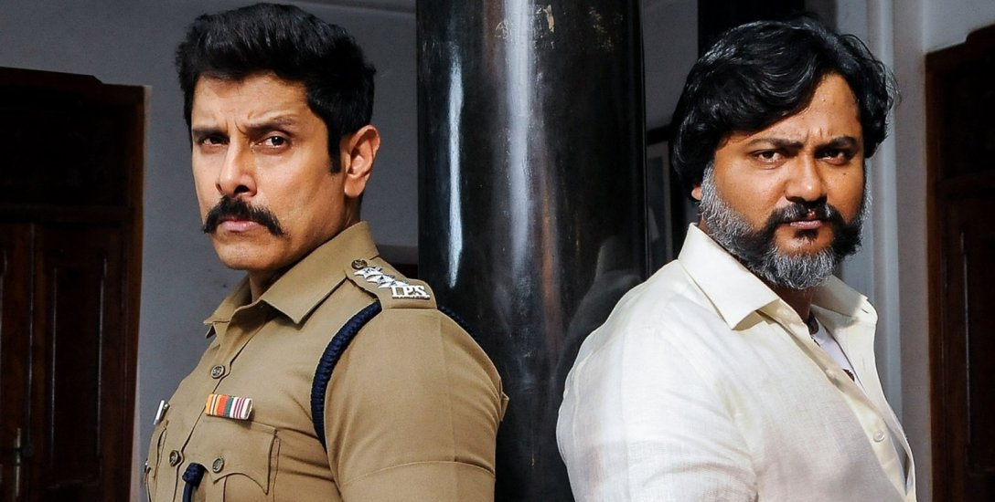 #Saamy Square Movie Review {3/5}: Saamy 2 is a watered down version of the first film