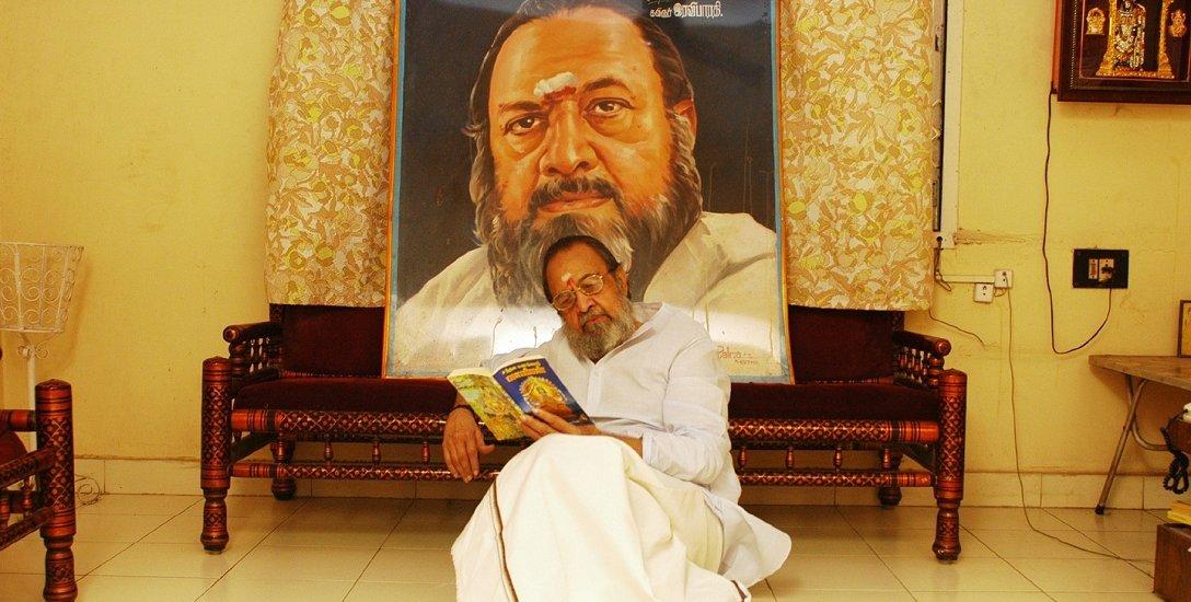 `உனக்காகப் பிறந்தேனே எனதழகா' முதல் ஒரு ரூபாய்க்கு ஒரு கிலோ/ஒரு ஹலோ வரை... வாலி மேஜிக்! #RememberingVaali