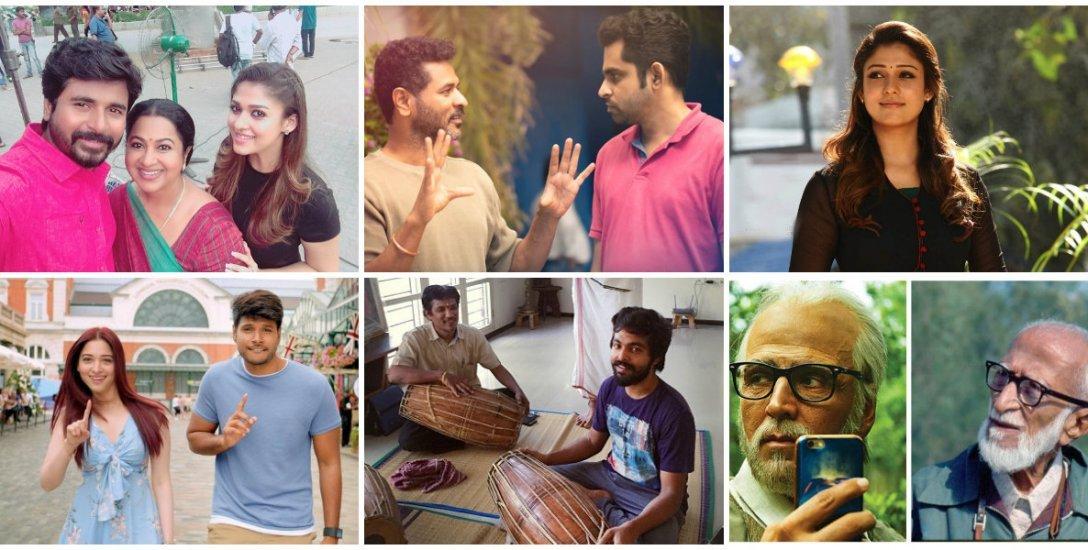 `ரெளடி பேபி' சீக்ரெட்; அதகளத்துக்குத் தயாராகும் நயன்தாரா..!? #Inbox