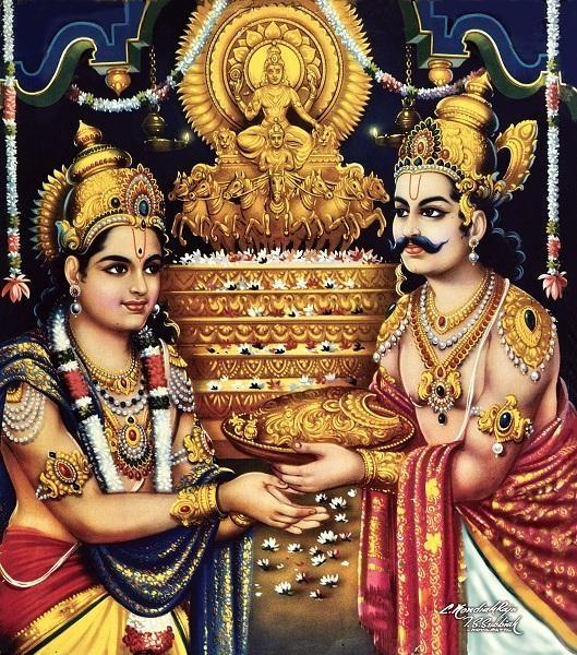 கர்ணன் தானம்