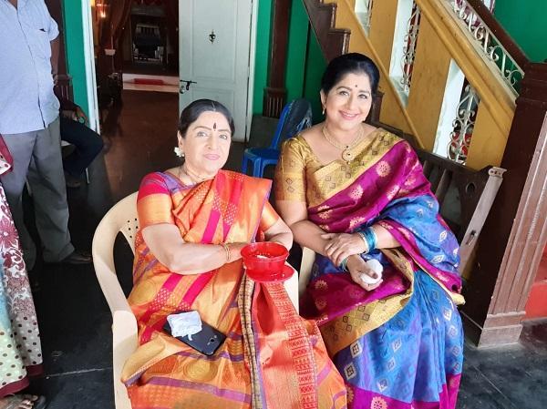 நடிகை கவிதா
