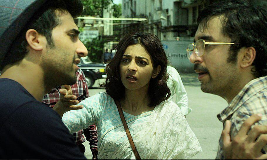ராதிகா ஆப்தே