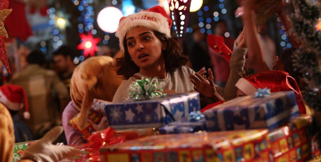 ஒரு டஜன் கேரக்டர்களுக்கும் கிளைக் கதைகளுக்கும் நடுவே ஒரு மெஸேஜ்! ராதிகா ஆப்தேவின் #Bombairiya படம் எப்படி?