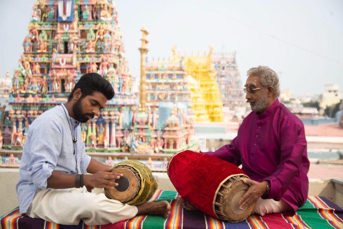 Sarvam Thaala Mayam GV Scene