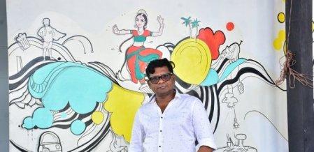 ``ரஹ்மானின் `கொத்தவரங்கா கொத்தவரங்கா' டியூன்தான் `முஸ்தபா முஸ்தபா!' '' - கதிர் class=