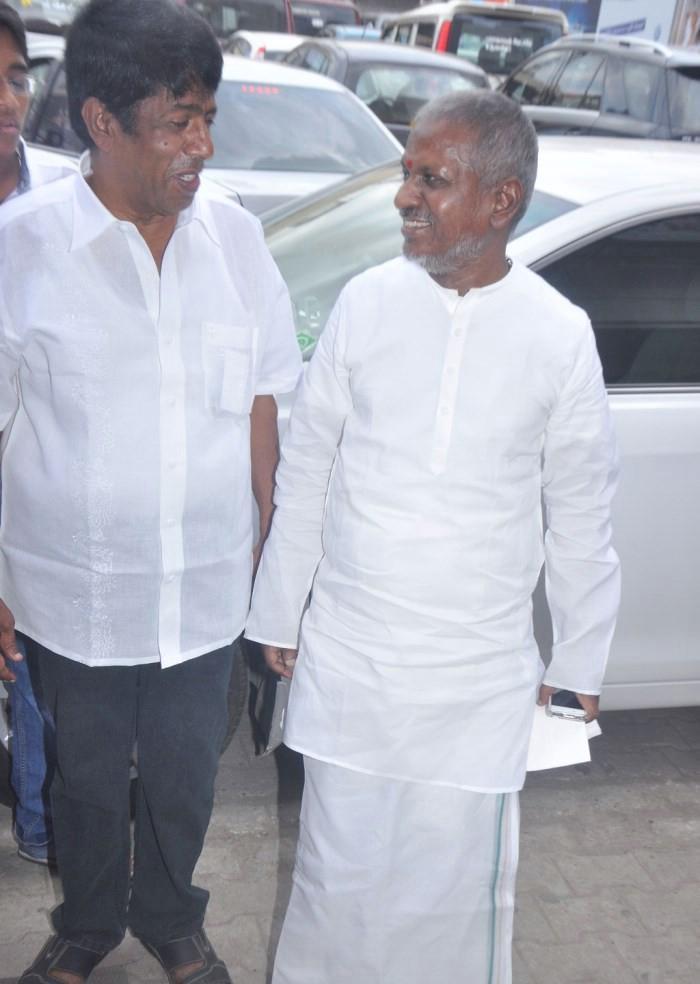 ஆர் சுந்தர்ராஜன் - இளையராஜா