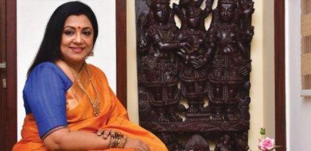 ``அம்மா பிறந்தநாளை நான் கொண்டாடலை... ஆனா, என் மருமகள்...'' - பூர்ணிமா பாக்யராஜ்