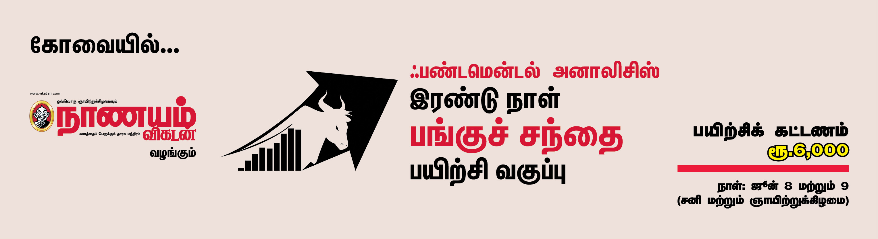 nanayam Event Banner