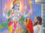 ஸ்ரீ கிருஷ்ண பகவான் உதயம்