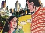 சிவப்பு வட்டத்துக்குள் ஸ்வப்னா - சிறுகதை