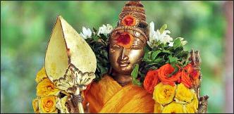 நல்லனவெல்லாம் அருளும் தாண்டிக்குடி பாலமுருகன்...