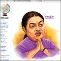 கொக்கிபீடியா - ஜெ.தீபா