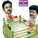 மிஸ்டர் கழுகு: 'சதி'கலா குடும்பச் சண்டை! - திவாகரன் Vs தினகரன்