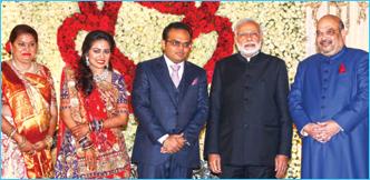 அமித் ஷா... அதானி... விமர்சனங்களால் அதிரும் பி.ஜே.பி