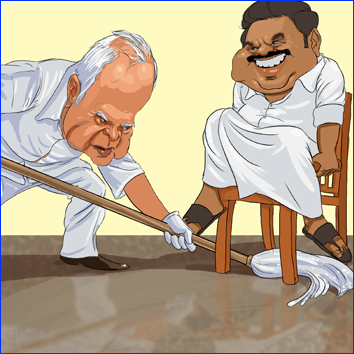 மிஸ்டர் கழுகு: புறப்பட்டார் புரோஹித்... டிசம்பரில் கவர்னர் ஆட்சி!