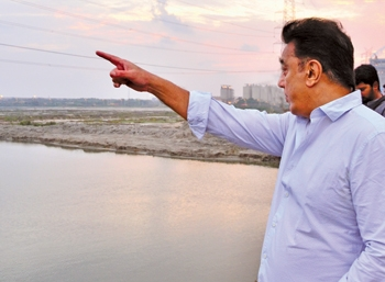 மிஸ்டர் கழுகு: ஸ்டார்ட் கேமரா ஆக்ஷன்! - அரசியல் அம்பு!