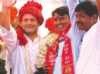 தள்ளிப்போகும் பட்டாபிஷேகம்... காத்திருக்கும் ராகுல் காந்தி!