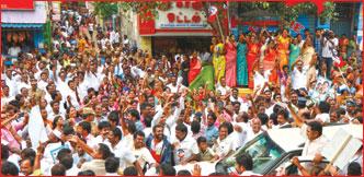 ஆர்.கே.நகரில் 30 நாள் வேலைத் திட்டம்!