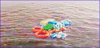 காலமெல்லாம் உறவாடிய சமுத்திரத்தில்... காப்பாற்ற யாருமற்ற சடலமாக...