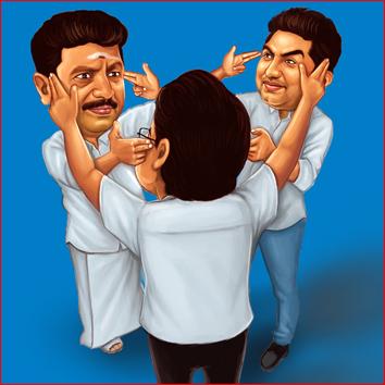 மிஸ்டர் கழுகு: திவாகரன் - தினகரன் - விவேக்: முற்றுகிறது முக்கோண மோதல்!