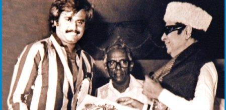 ஒரிஜினல் ரஜினியா... டூப்ளிகேட் எம்.ஜி.ஆரா?