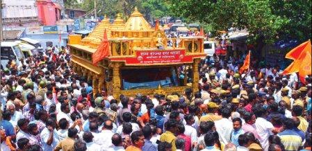 ரத யாத்திரைக்காக 144 - சர்ச்சையில் கலெக்டர்