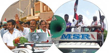 கர்நாடகத் தேர்தல் களத்தில் 25 தமிழர்கள்... - ஜெயிக்கப் போவது யாரு?