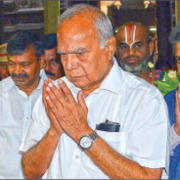 விருதுநகர் விசிட்... கவர்னர் சந்திக்க மறுத்த வி.ஐ.பி-க்கள்!