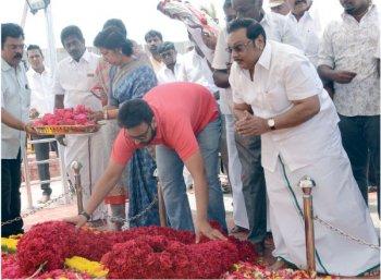 """மிஸ்டர் கழுகு: """"ஸ்டாலின் தலைவராக விடமாட்டேன்!"""" - அழகிரி ஆக்ஷன் ஆரம்பம்"""