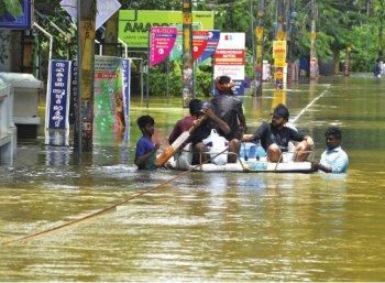 சென்னைக்கு செம்பரம்பாக்கம்... வயநாட்டில் பாணஸூரா சாகர்!