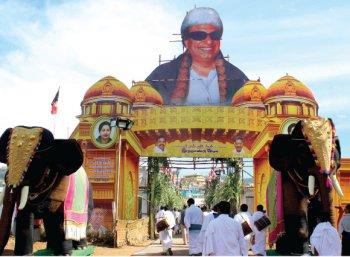 RTI அம்பலம்: கறுப்புப் பணத்தில் எம்.ஜி.ஆர் நூற்றாண்டு விழா?