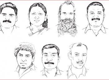 விடுதலை... சாந்தன், நளினி, முருகன், பேரறிவாளன், ராபர்ட் பயஸ், ரவிச்சந்திரன், ஜெயக்குமார்